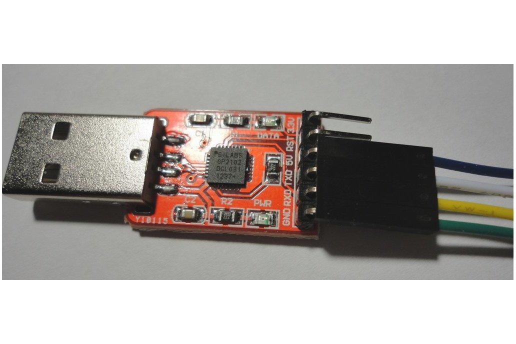 USB-TTL Programmer 2