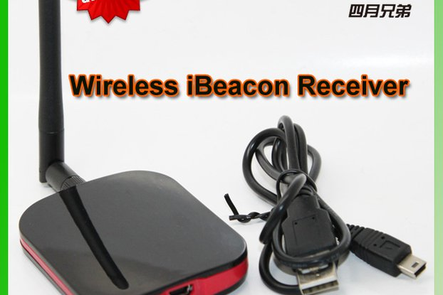 Wireless iBeacon Receiver