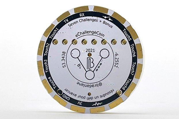2021 eChallengeCoin