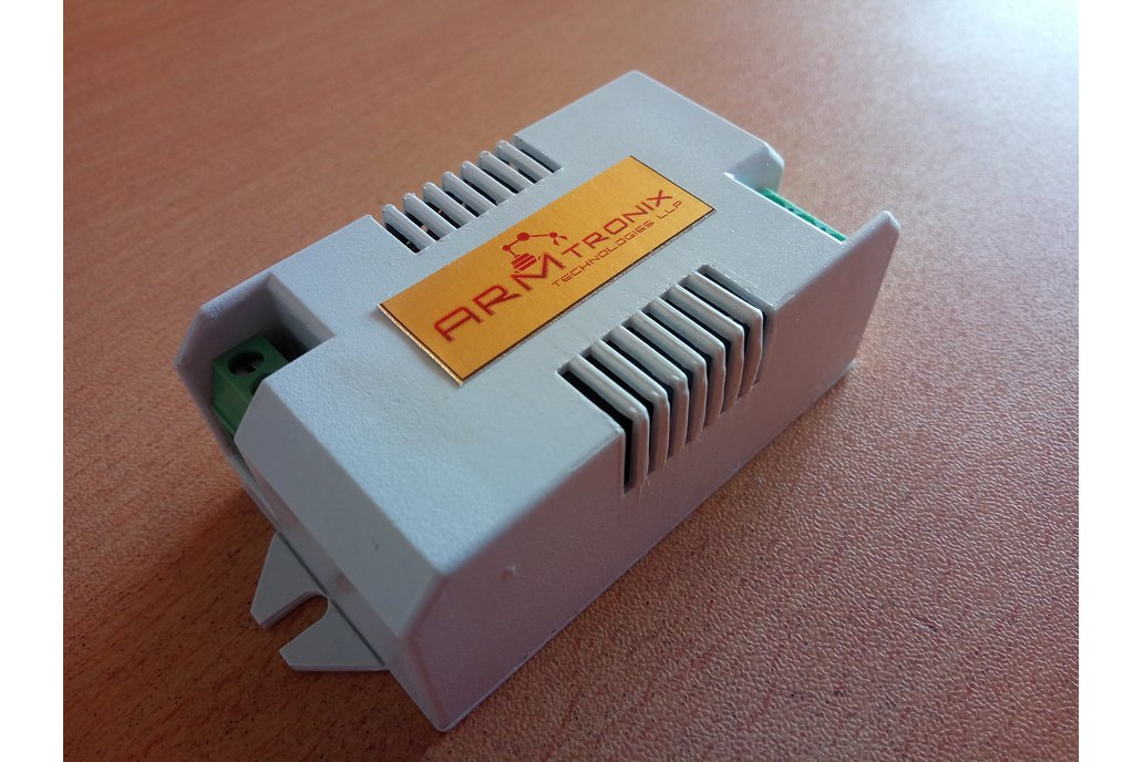 BA013: Wifi Single Relay with Power Monitoring 1