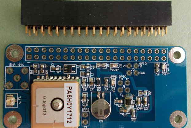 PA6H GPS module with MMA8652FC accelerometer