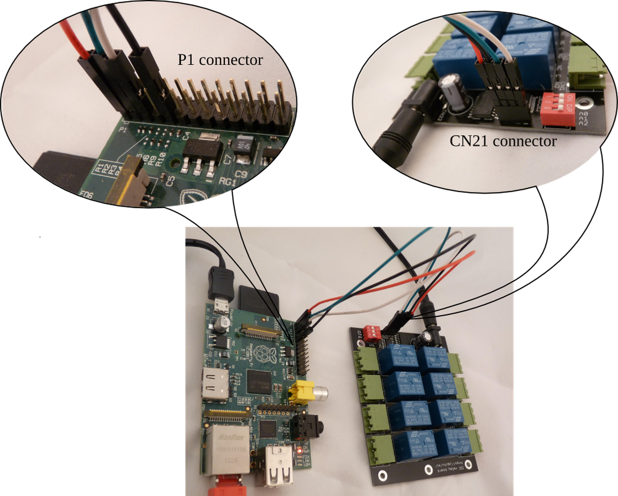 8 Channel Relay Board For Raspberry Pi And Arduino From Peter Jakab Connecting A To Simple Circuit Connect 4