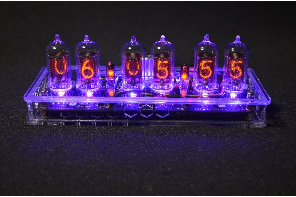 Z573M Nixie Tube Clock 9