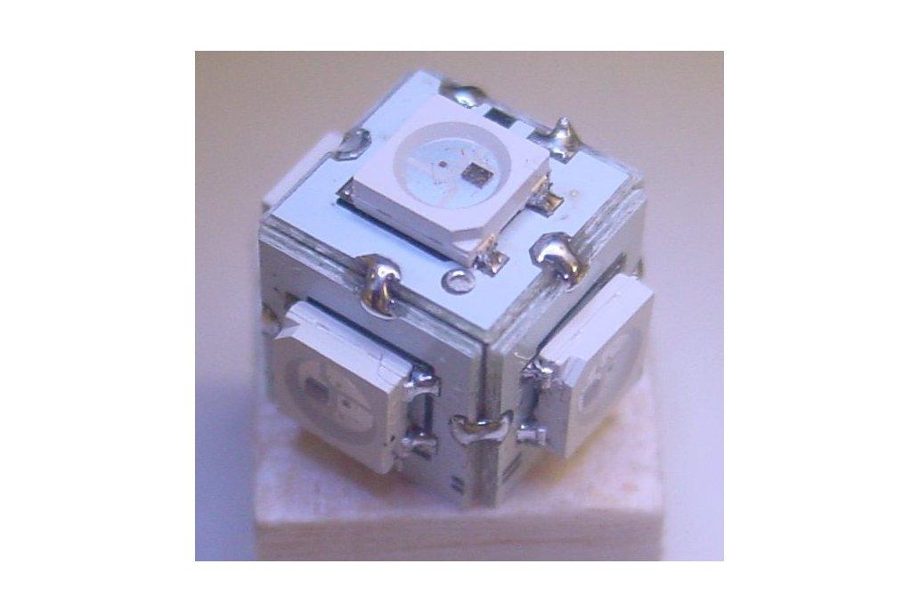 RGB microcube - 9mm side 4