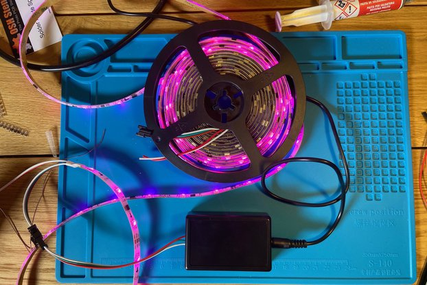 LIT Tinker - LED Controller