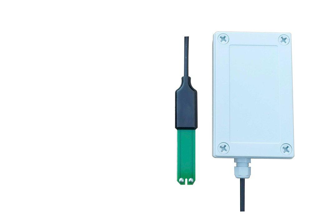 WiFi/WLAN Soil Moisture, Temperature, EC sensor 1