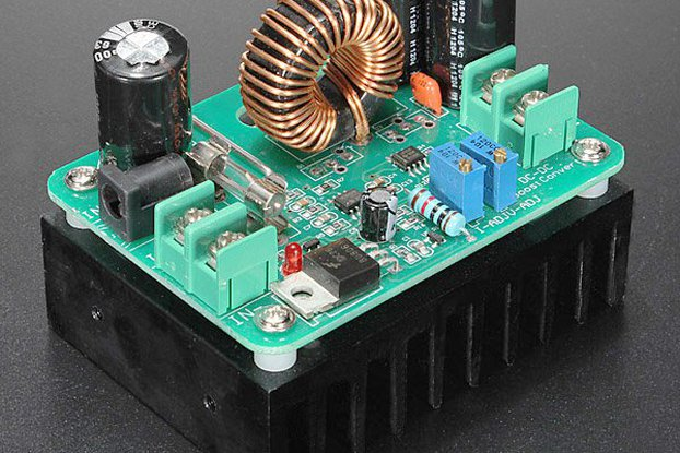 DC-DC Converter Step-up Module 10V-60V To 12V-80V