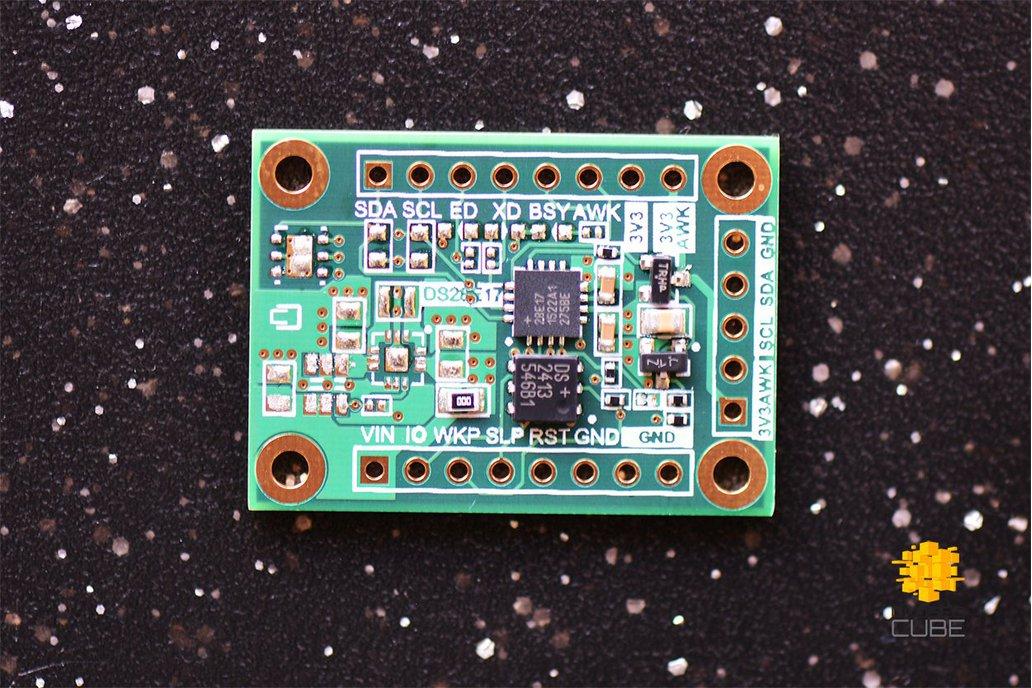 DS28E17 1-Wire to I2C Master Bridge Breakout Board 4