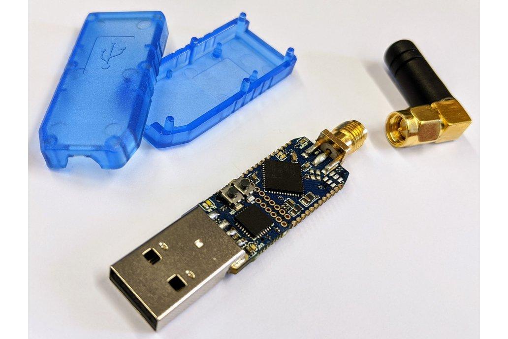CC2652 ZigBee coordinator or OpenThread router 1