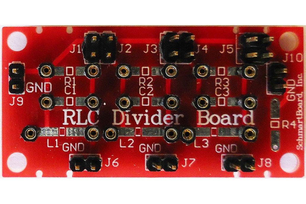 Schmartboard RLC Divider Board 1