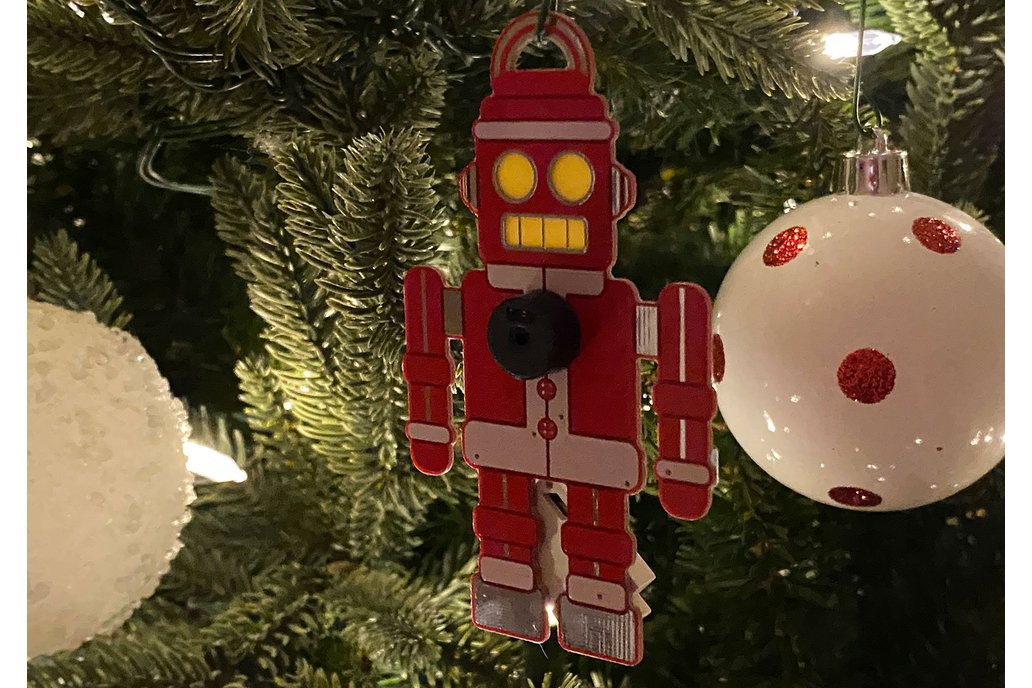 Twinkie's 2019 Holiday Ornament 1