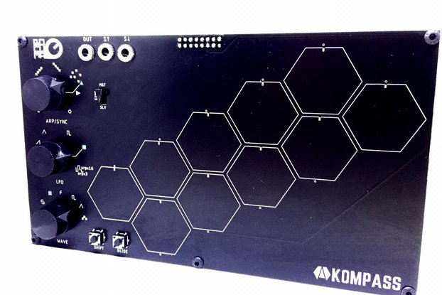 KOMPASS Digital Mini Synth