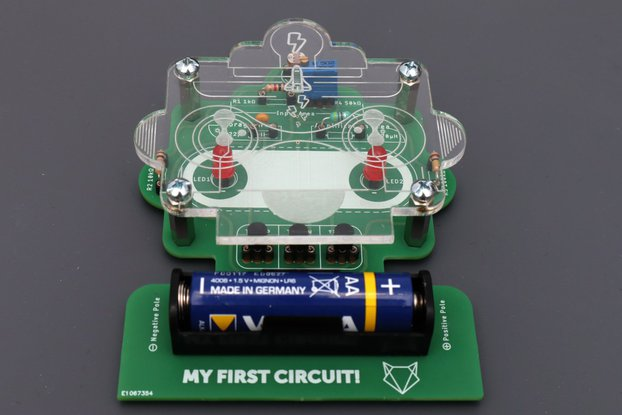 My first circuit kit