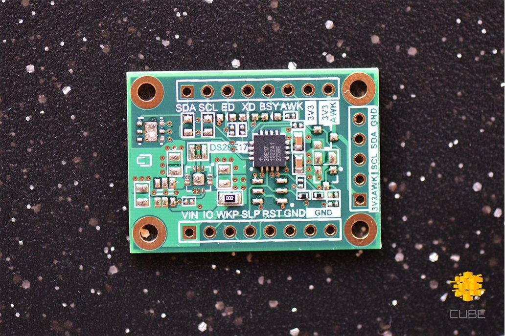 DS28E17 1-Wire to I2C Master Bridge Breakout Board 1