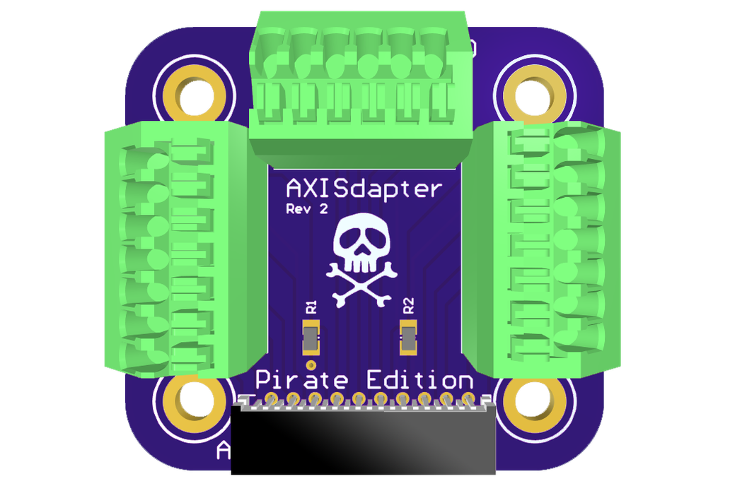Axisdapter for PS3 controller 1