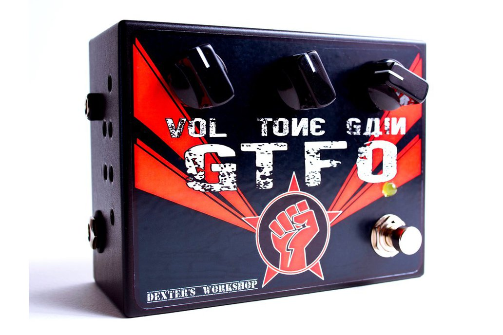 THE GTFO - Full Tube / High Gain - Guitar OD 1