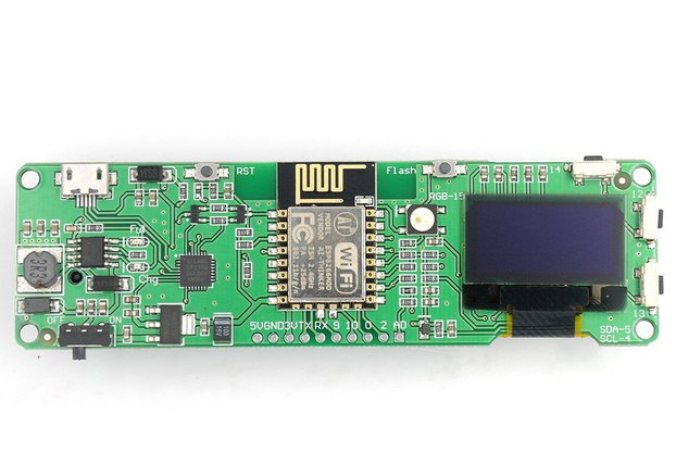 DSTIKE New WiFi Deauther OLED V1.5S(Pre-flashed)