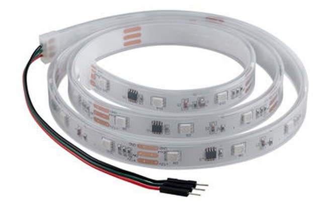 Waterproof RGB Led Strips 1M 30led's