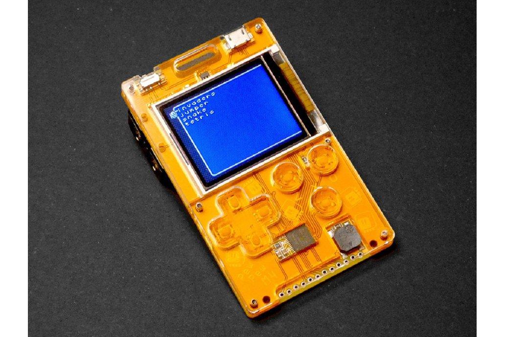 CircuitPython PewPew M4 Kit 1