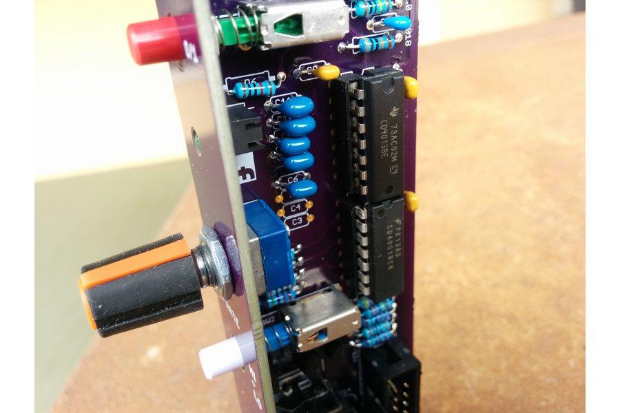 Clock Generator (Eurorack PCB Set)