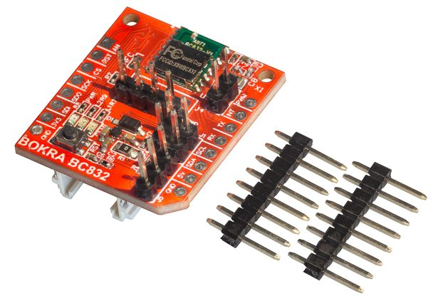 BC832 - BLE5.0 module with Cortex-M4