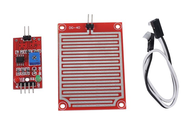 DC 5V Raindrop Humidity Detection Sensor (GY18953)