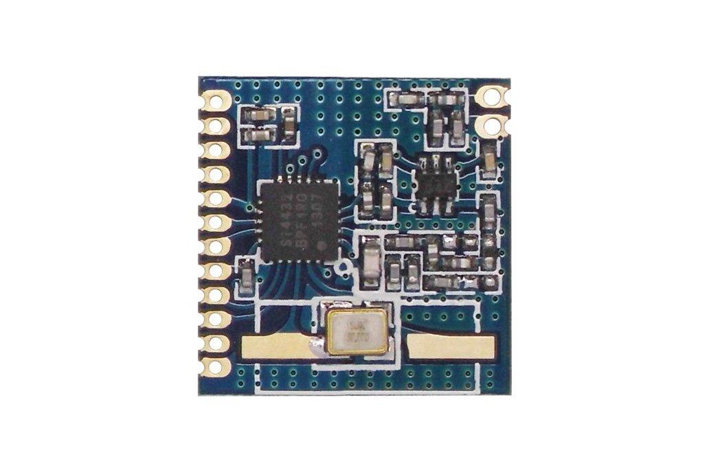 2PCS RF4432 433MHz FSK RF module 1