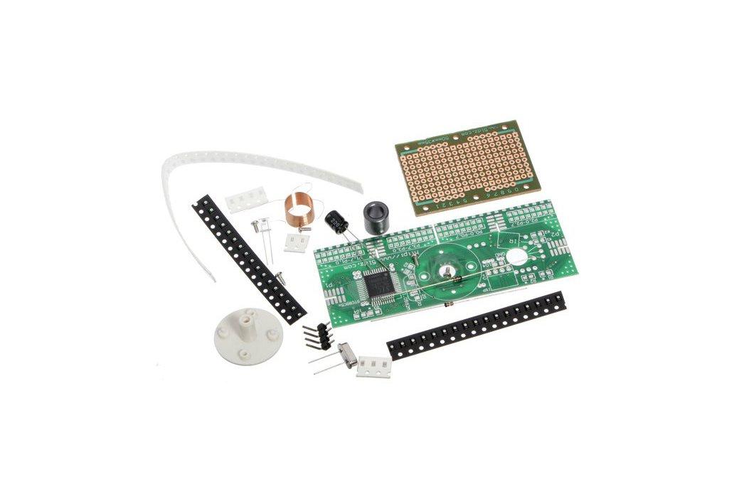 Cross LED Dot Matrix Display Circuit Board 1