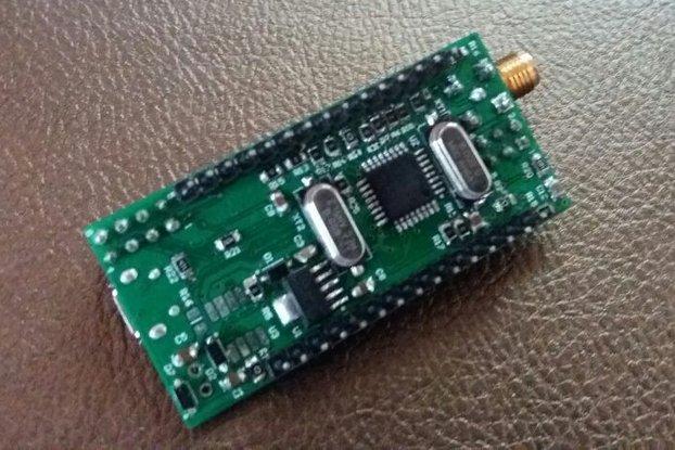 868-915Mhz SX1276 Lora  ATmega328P Temp Sen Pair