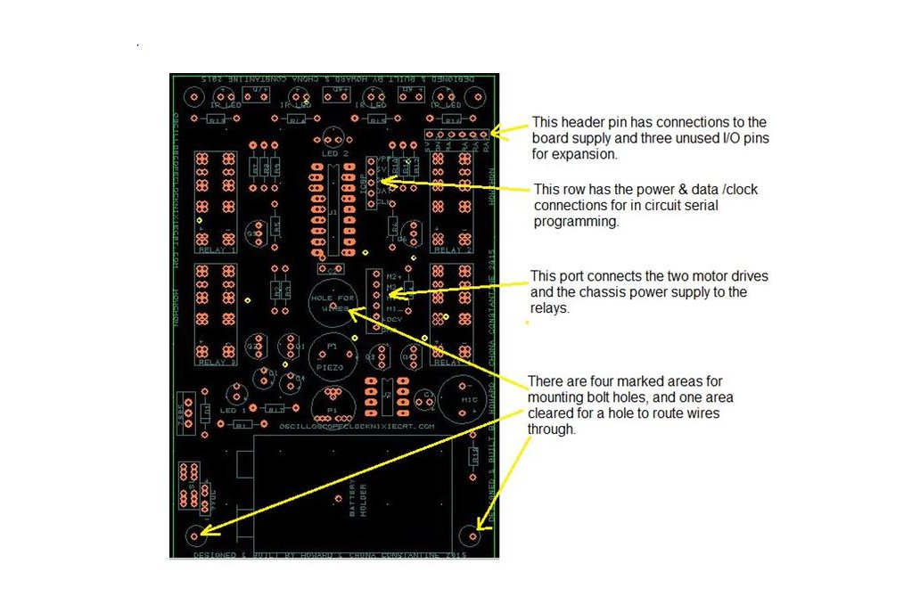 Programmable Robot Chassis Control Board Kit 2