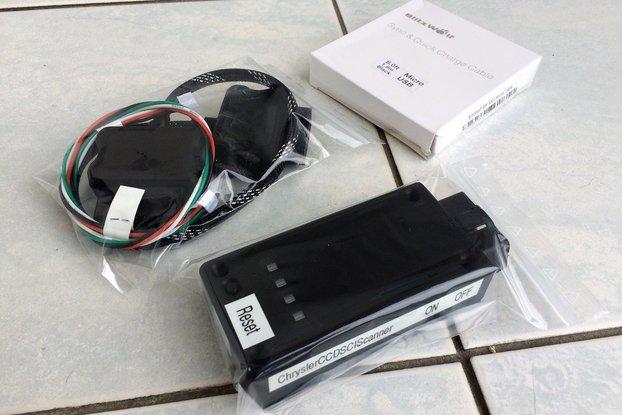 Chrysler CCD/SCI Scanner V1.4X