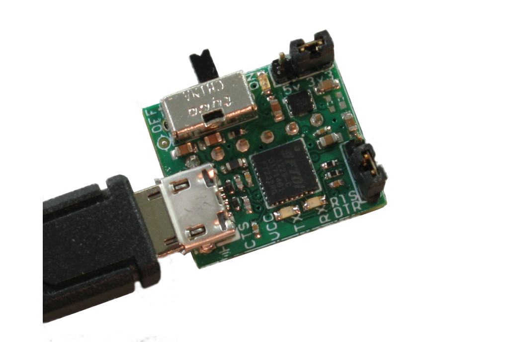 FTDI USB To Serial Breakout Board -- The VisiPort2 1