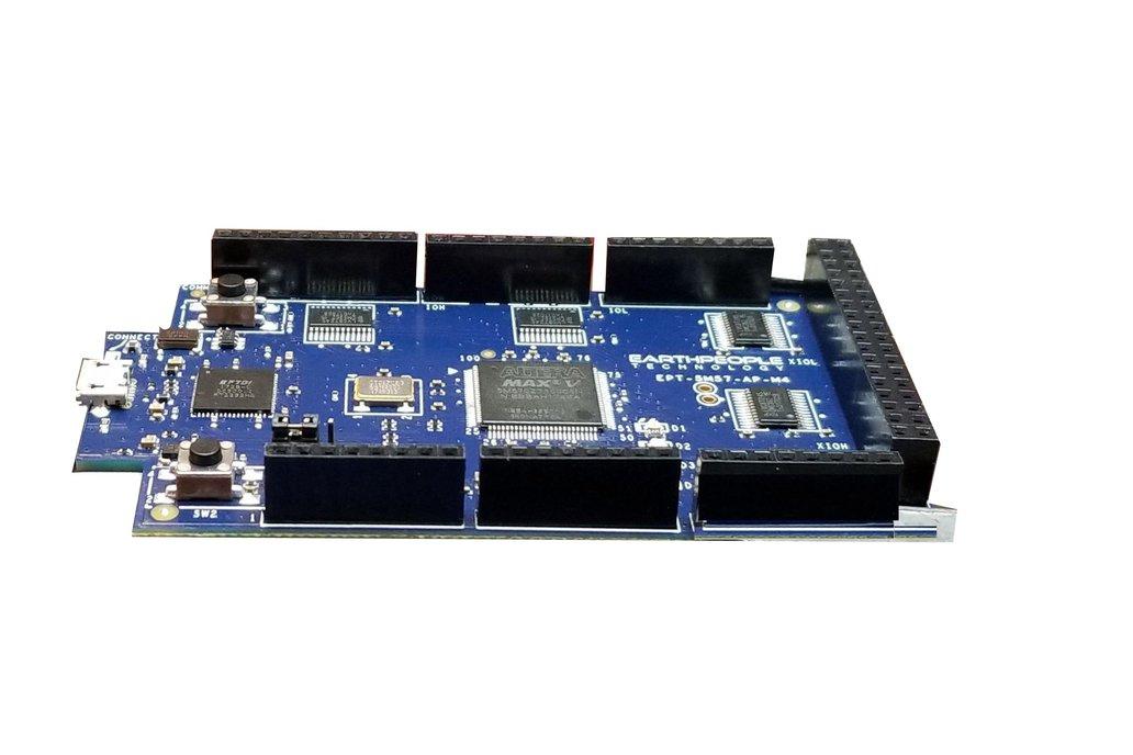 Intel/Altera 5M570 CPLD Development Kit - MegaMax 7