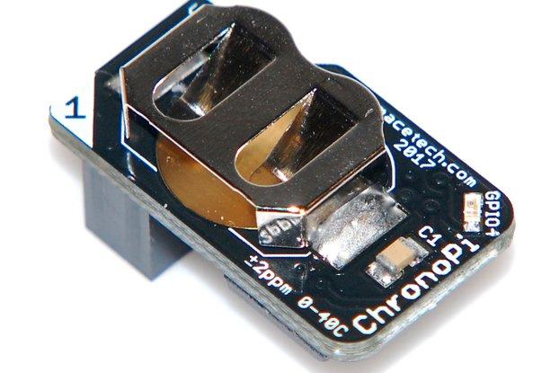 ChronoPi Raspberry Pi Compatible RTC Module