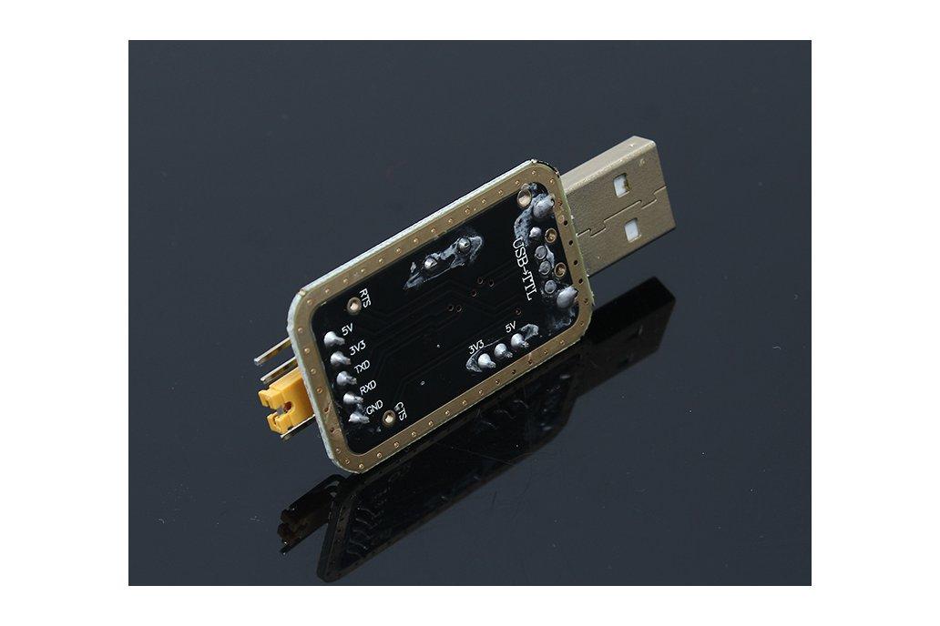 USB to TTL Module UART Port Programmer(8866) 2