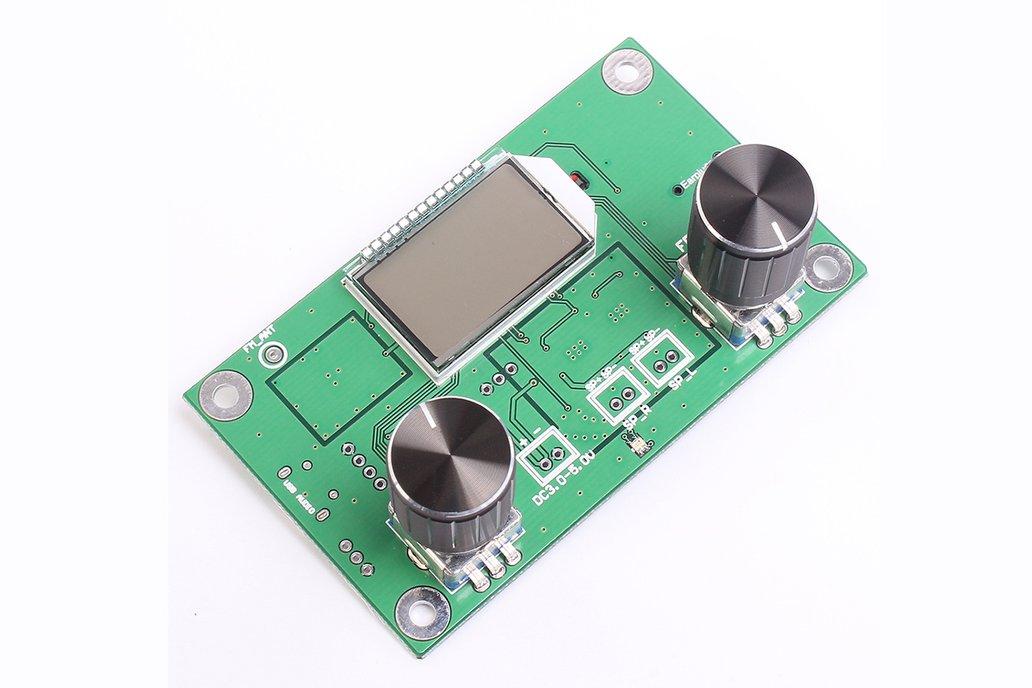 LCD Digital FM Stereo Radio Receiver Module(10545) 3