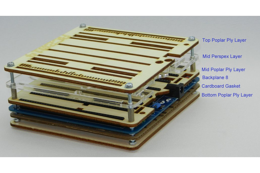 RC2014 Laser Cut Enclosures 7