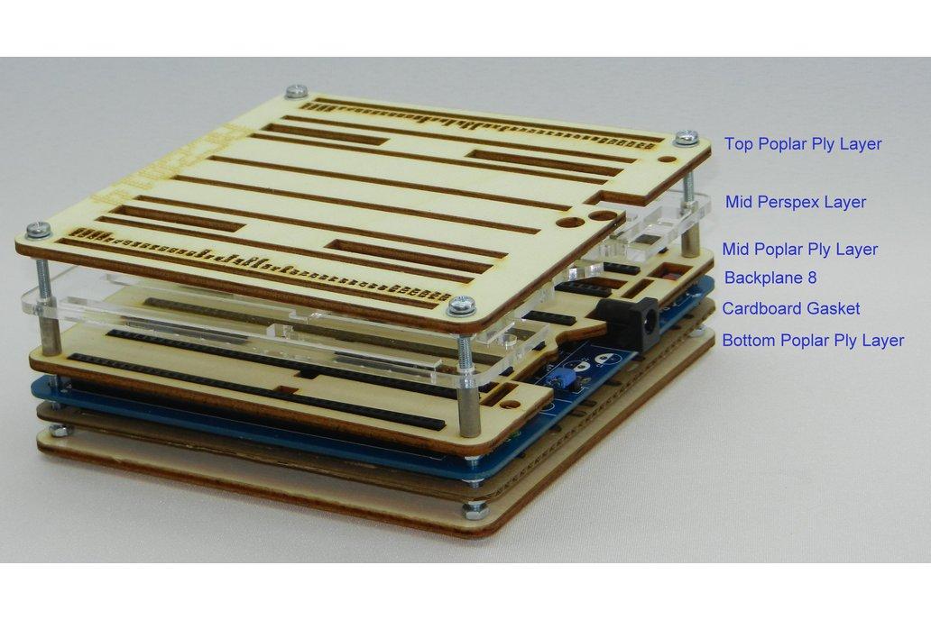 RC2014 Laser Cut Enclosures 8
