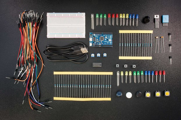 Croduino set for beginners (CSB)