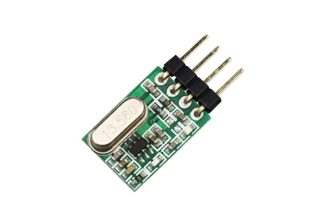 Arduino ASK RFIC transmitter module  1