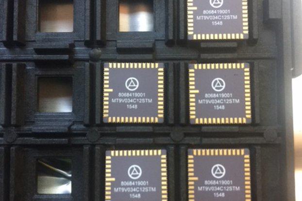 MT9V034 Monochromatic Image Sensor