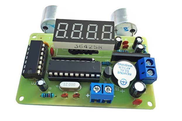 DIY Kit Ultrasonic Range Finder Sensor (13605)
