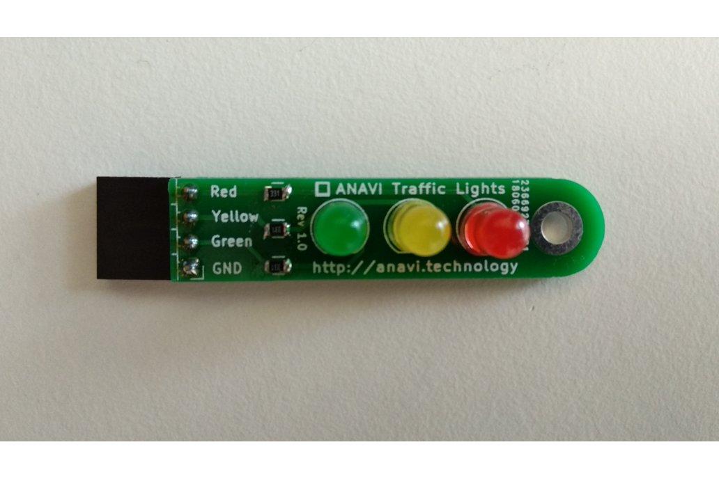 ANAVI Traffic Lights 7