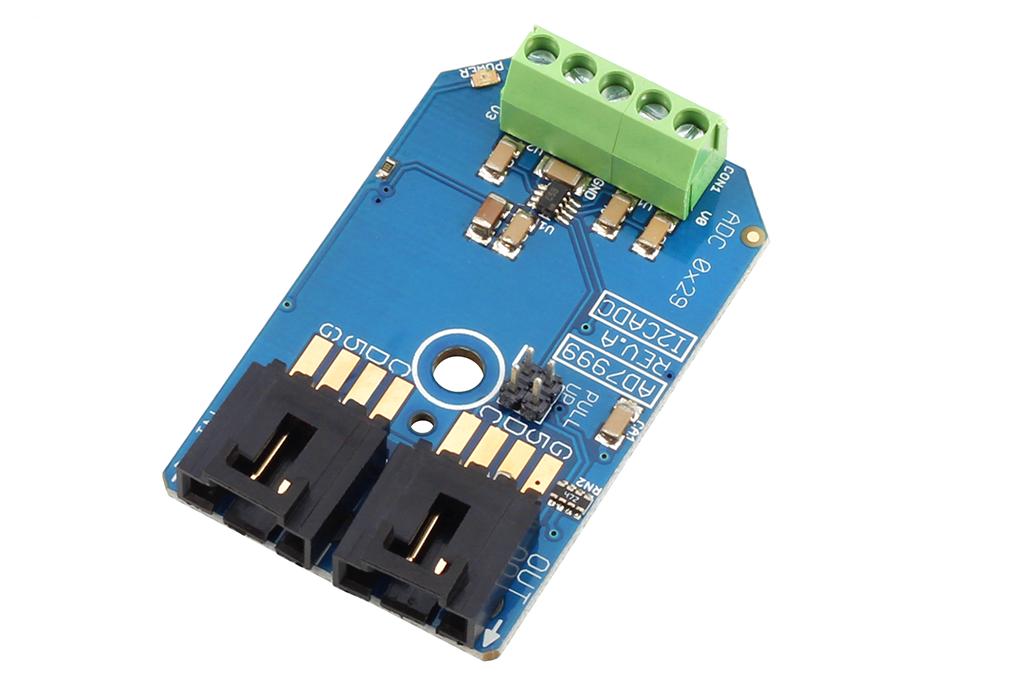 AD7999 I²C 4-Channel 8/10/12-Bit Analog to Digital 1