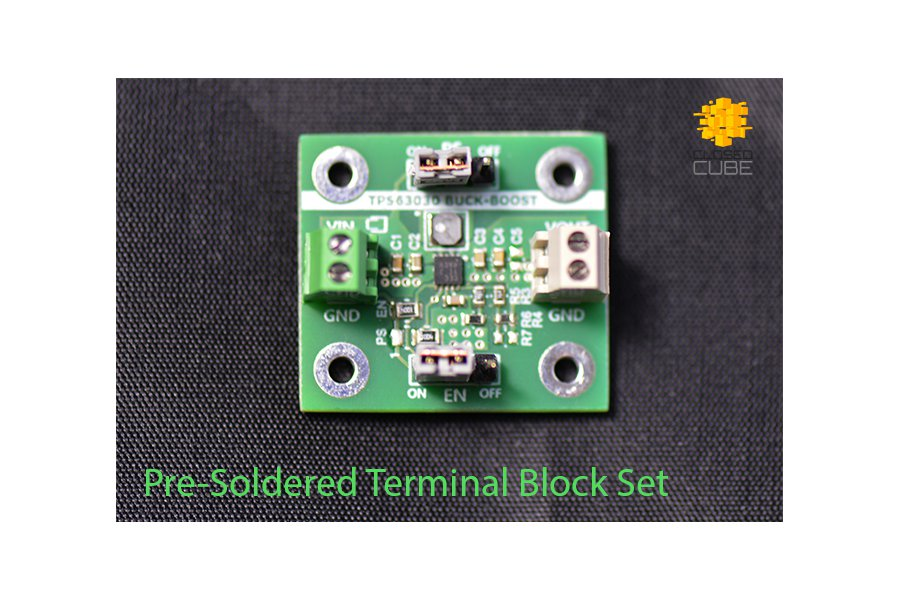 TPS63030 High Efficient  Buck-Boost Up to 96%