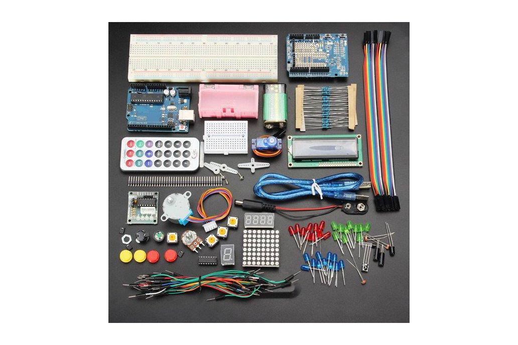 Arduino UNO R3 Compatible Starter Kit 1