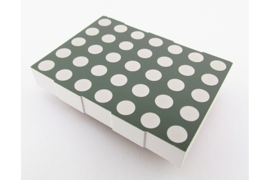 Orange LED matrix, 10 pack 1
