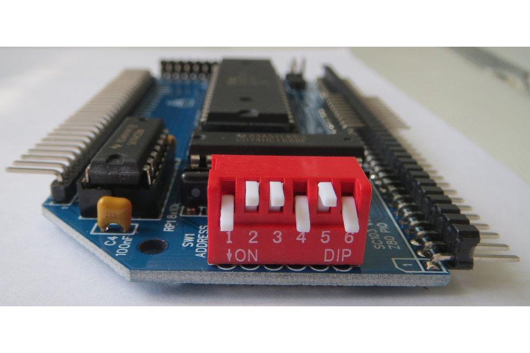 SC103 Z80 PIO Board for RC2014 3