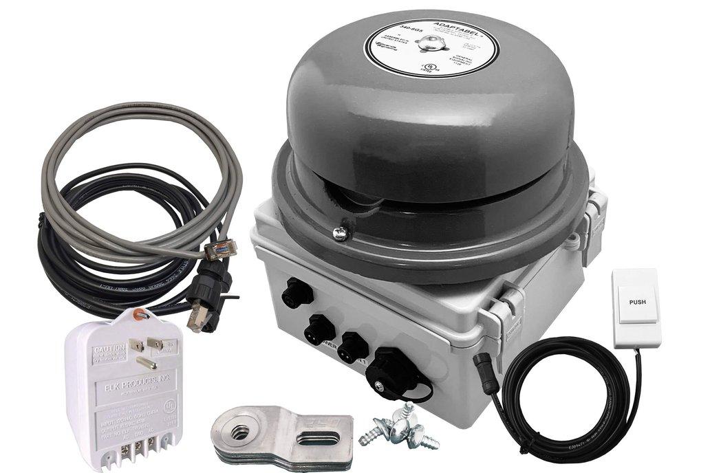 Netbell-KL Extra Loud Web-based Break Bell System 1