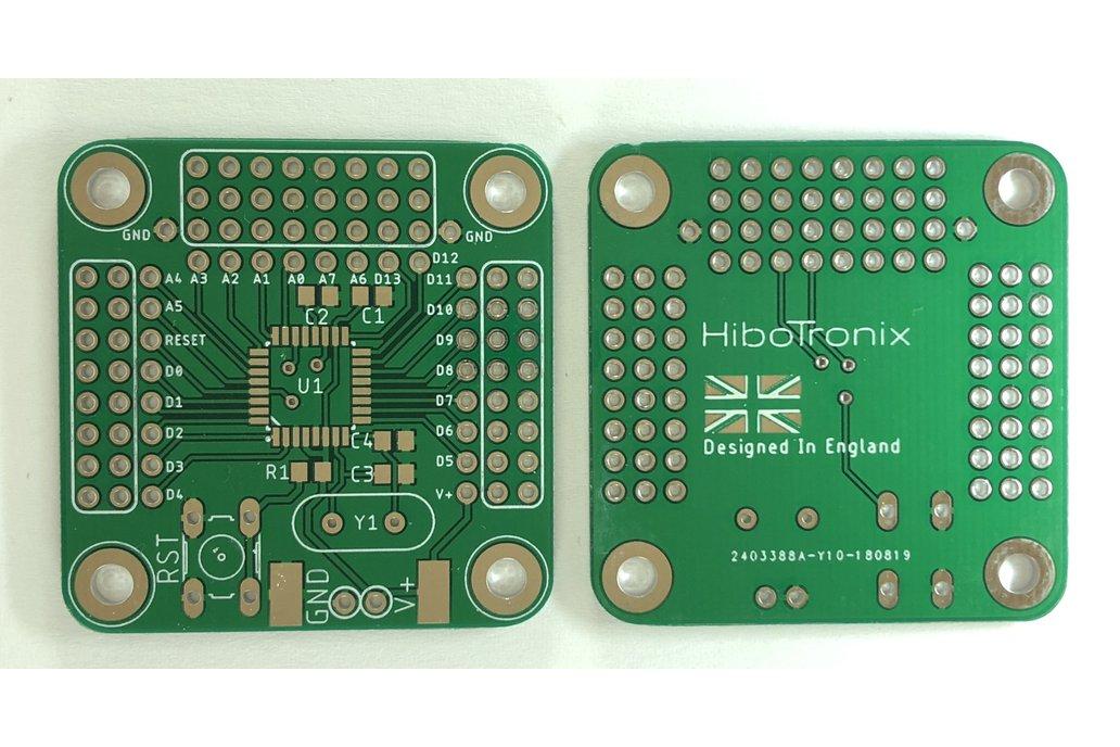 ATMega328P SMD ProtoBoard 1
